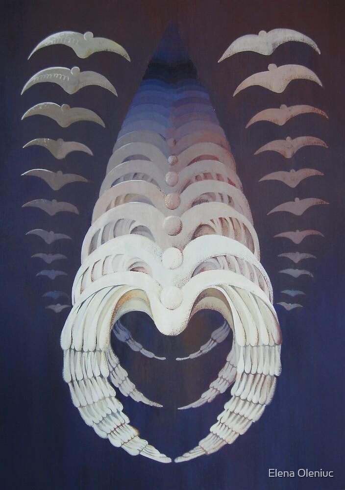 Flight by Elena Oleniuc