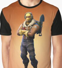 FORTNITE Raptor Graphic T-Shirt