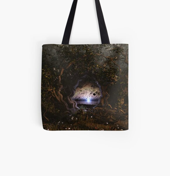 Gateway All Over Print Tote Bag