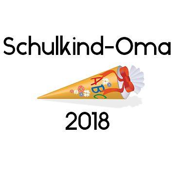 Schoolchild grandma 2018 by Palme-Solutions