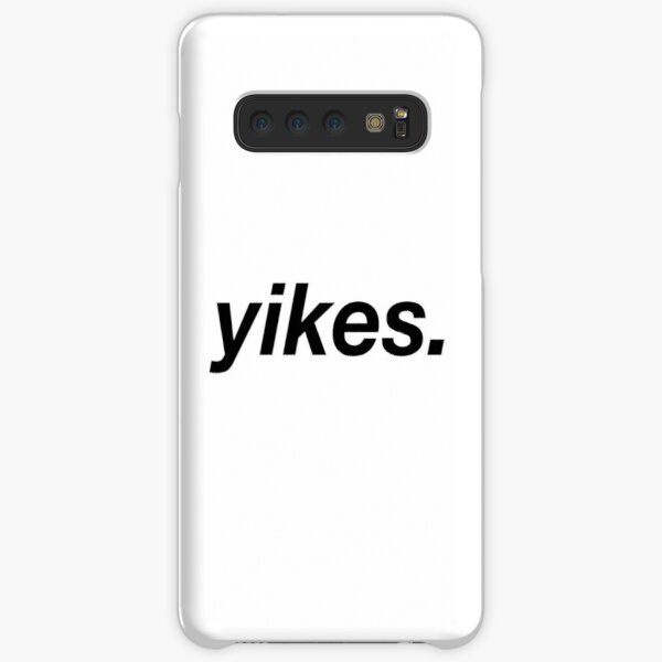 yikes. Samsung Galaxy Snap Case