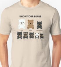 Know Your Bears T-Shirt