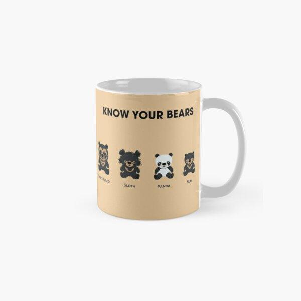 Know Your Bears Classic Mug