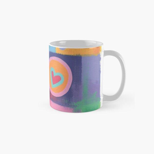 Hearts Patchwork Classic Mug