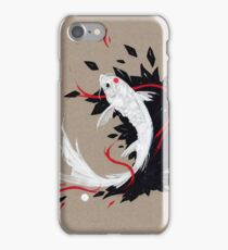 KOI RIBBONS iPhone Case/Skin