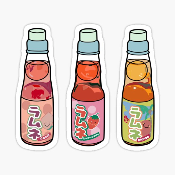 Marmor-Soda-Pack Sticker