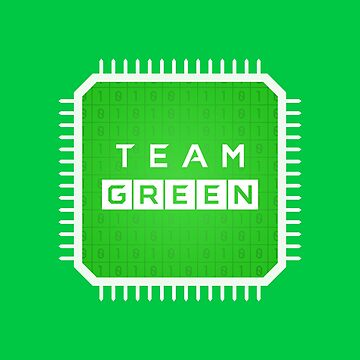 Team Green by widmore