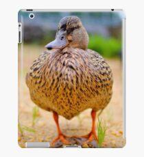 Duck, Duck...DUCK?! iPad Case/Skin