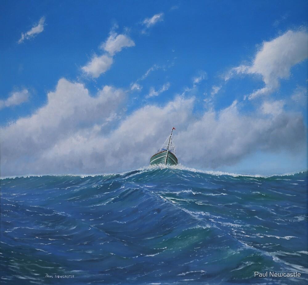 Homeward Bound by Paul Newcastle