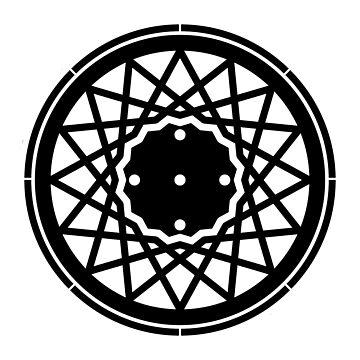 Wheel Fanart - C&A Cars by ColorandArt-Lab