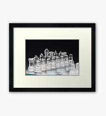 Chess 4 Framed Print