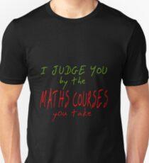 I Judge You T-Shirt
