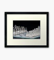 Chess 2 Framed Print