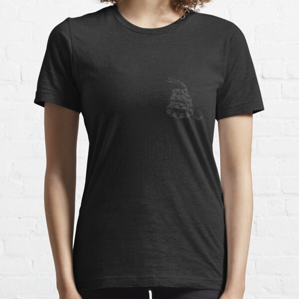 Dont Tread On Black Essential T-Shirt