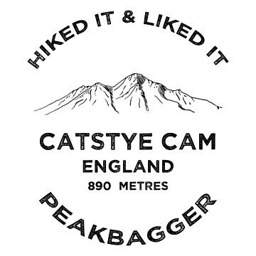 Catstye Cam Peakbagging-Cumbria-Lake District by broadmeadow