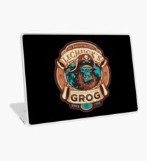 Ghost Pirate Grog Laptop Skin