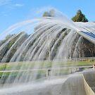 Fountain Arch by Kamran Baig