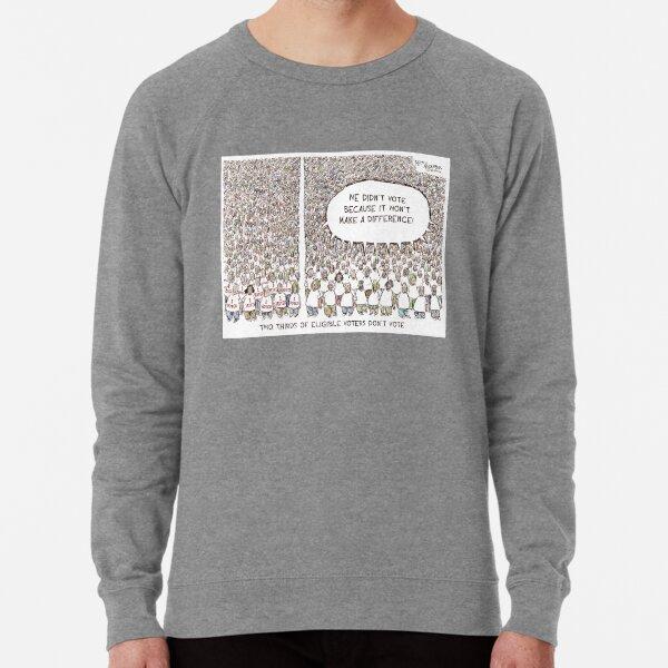 Voter Participation  Lightweight Sweatshirt