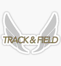 Track & Field Sticker