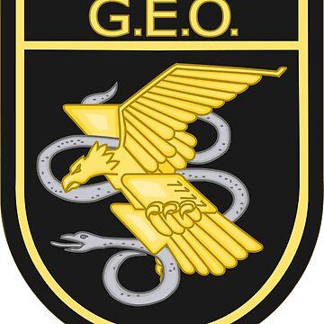 GEO  Grupo Especial de Operaciones by fareast