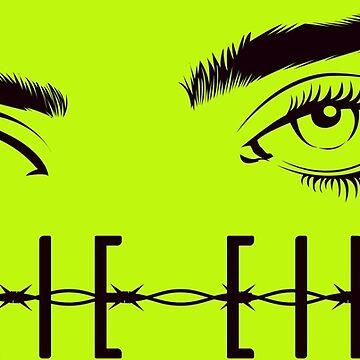 Billie Eilish by DalyRincon