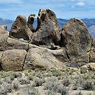 I Stop For Rocks – Alabama Hills, Owens Valley, Inyo County, CA by Rebel Kreklow