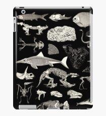 Paleontology Illustration iPad Case/Skin