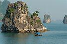 Fishing Boat by Werner Padarin