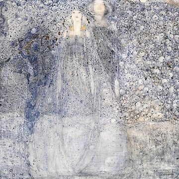 The Silver Apples of the Moon (1912). Margaret Macdonald Mackintosh, Glasgow Style, Glasgow School by TOMSREDBUBBLE