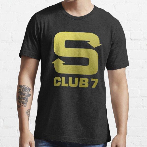 S Club 7 Shirt 1 Essential T-Shirt
