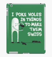 Schweizer passiert! iPad-Hülle & Skin