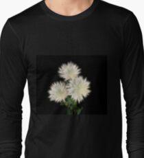 Electric Flowers! Long Sleeve T-Shirt