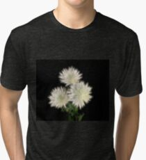Electric Flowers! Tri-blend T-Shirt
