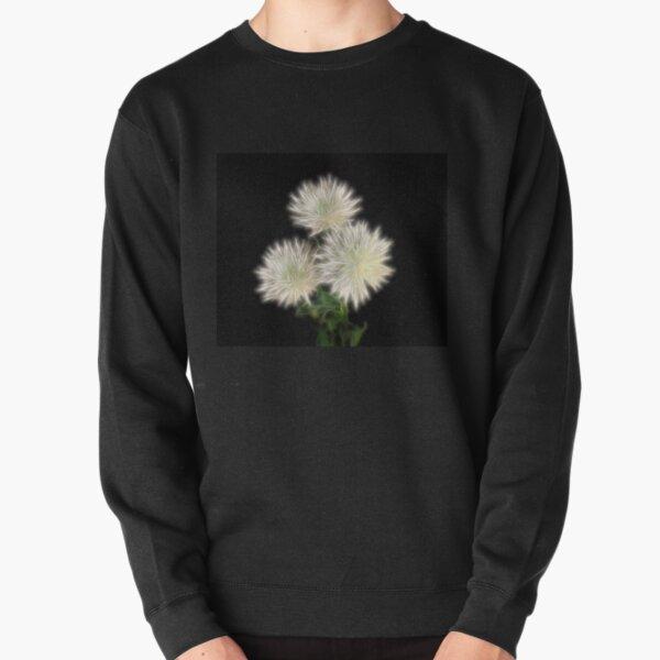Electric Flowers! Pullover Sweatshirt