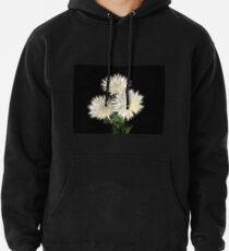 Electric Flowers! Pullover Hoodie