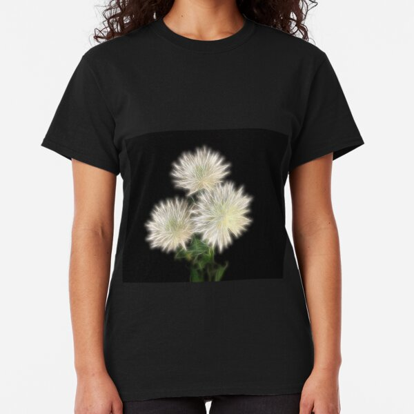 Electric Flowers! Classic T-Shirt