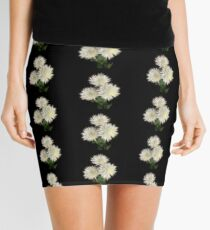 Electric Flowers! Mini Skirt