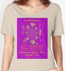 Lil Typewriter Tour 2018 Official Merchandise Women's Relaxed Fit T-Shirt