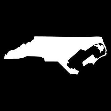 North Carolina Jeep State Light by ccheshiredesign
