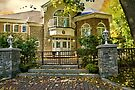 The Autumn Gate by Yannik Hay