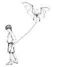 """Brix and Bailey """"Just Walking Ma Bat"""" by brixandbailey"""