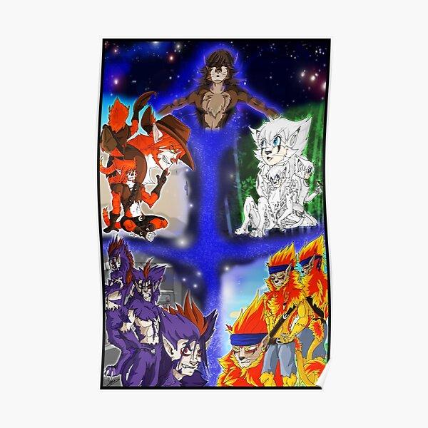 Jinimaru Folklore Poster - Set 1 Poster