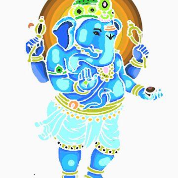 Ganesh by MisterSeedhead
