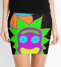 Neon Richard and Mortimer Mini Skirt