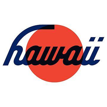 Hawaii design by JamesShannon