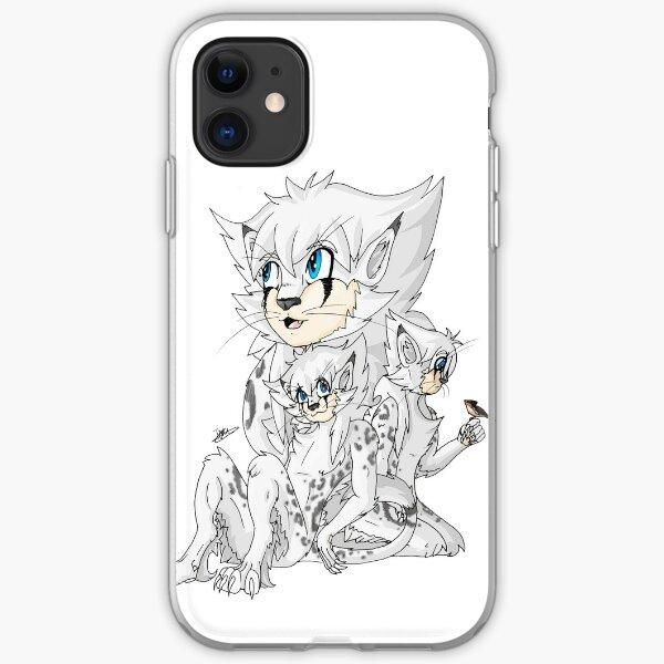 Character Profile- Koru iPhone Soft Case