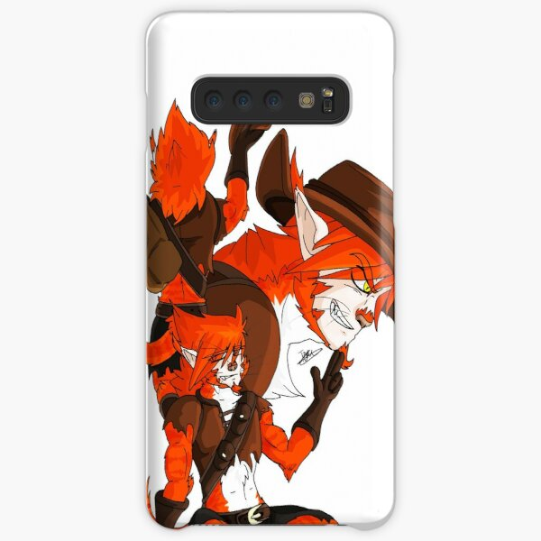 Character Profile - James Samsung Galaxy Snap Case