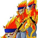 Character Profile - N'iota by zuperbuuworks