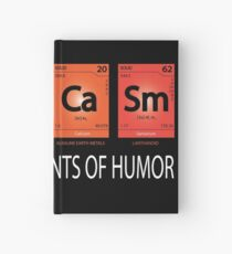 Sarcasm Primary Element Of Humor Periodic Element Table  Hardcover Journal