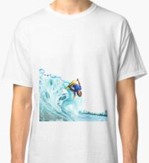 bodyboard Classic T-Shirt